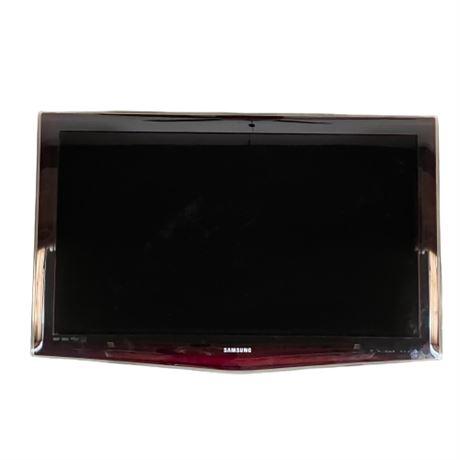 "Samsung LCD 40"" Television"