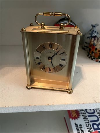 Hamilton Quartz Clock