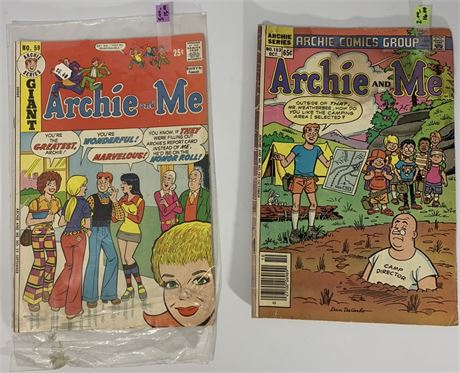 Archie Series - Archie and Me Comics