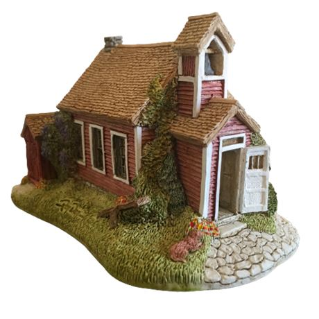 Lilliput Lane Landmarks - School Days
