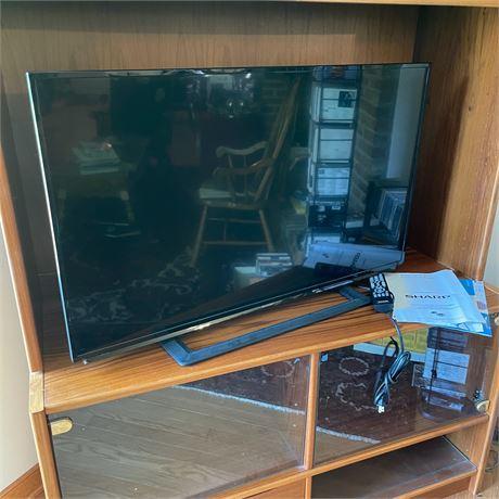 "Sharp LED 42"" Television"