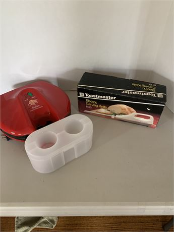 Fortune Cookie Maker and Knife