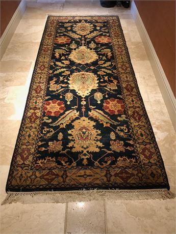Persian Style Wool Runner