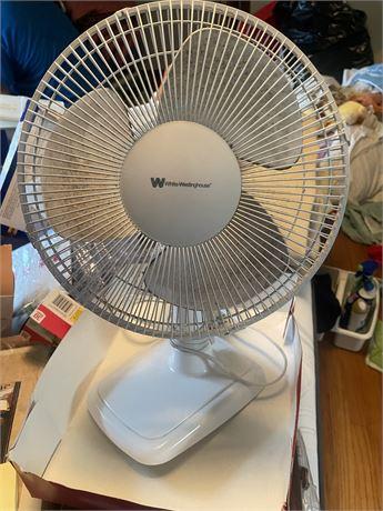 """White Westinghouse Fan 10"""""""