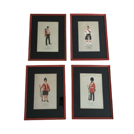 Smitherman 'Old Guard' Framed Prints