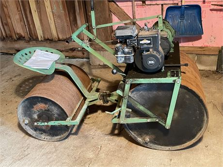 Brutus Power Lawn Roller
