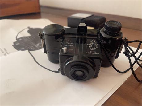 Rare Lone Ranger Camera