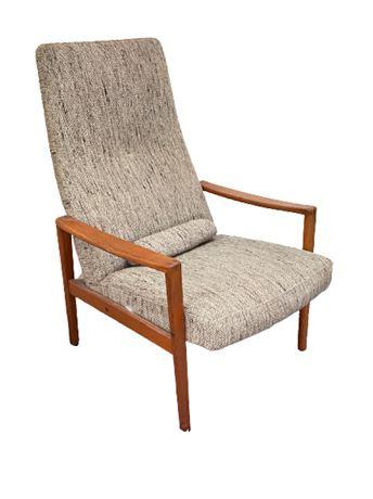 Ulferts Fabriker Sweden Teak  Highback Easy Chair