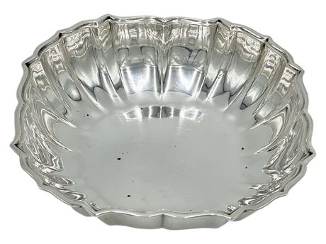 Chippendale Sterling Bowl