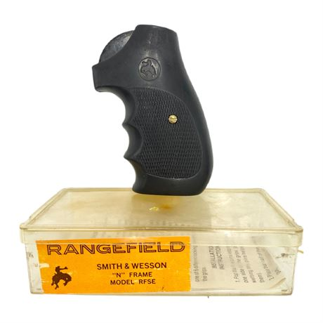 Smith & Wesson Rubber Grip