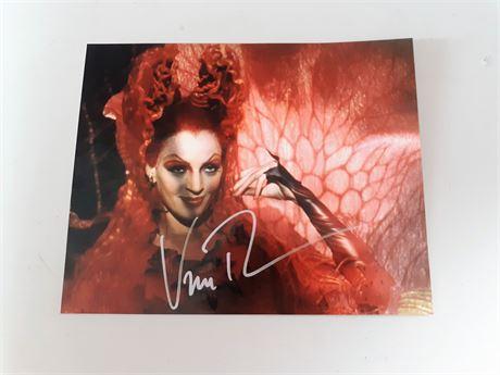 Uma Thurman Signed 8x10 Photo