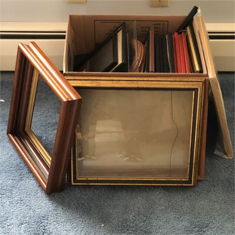Decorative Frame Lot