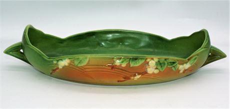 Large ROSEVILLE center bowl