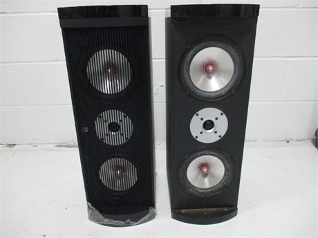 Theater Research Speakers Model TR-1621 (Works)