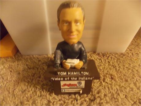 Cleveland Indians SGA bobblehead - Tom Hamilton