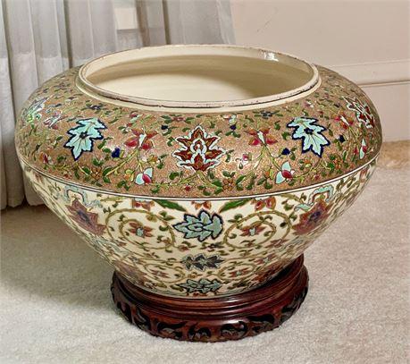 Large Fischer J Budapest Vase