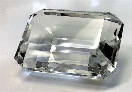 Tiffany & Co paperweight Diamond