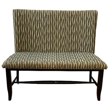 Canadel Furniture Contemporary Upholstered Settee