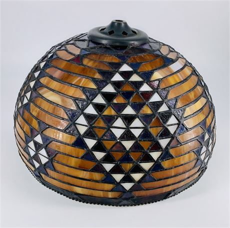 Stained Glass Pendant Shade