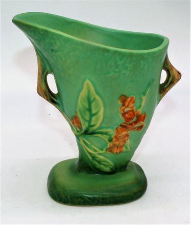 VTG Roseville pottery vase