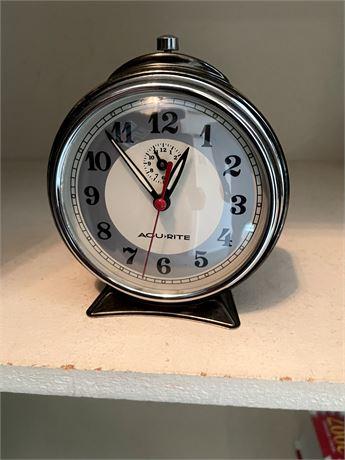 Accu-Rite Alarm Clock