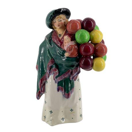 Royal Doulton 'The Balloon Seller' HN 583