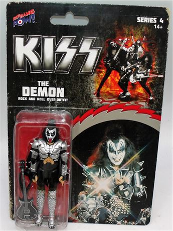 KISS figure Bif Bang Pow