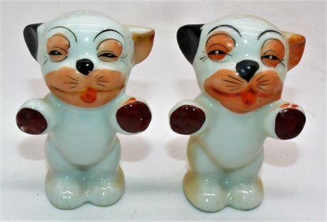 VTG Bonzo dog shakers set