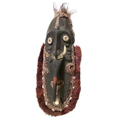 Papua New Guinea Mwai Mask