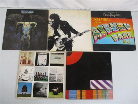 Vintage Albums '70s - '80s