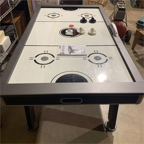 MD Sports Full Size Air Hockey Table in Great Working Condition