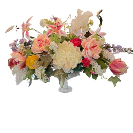 Late Spring Floral Centerpiece