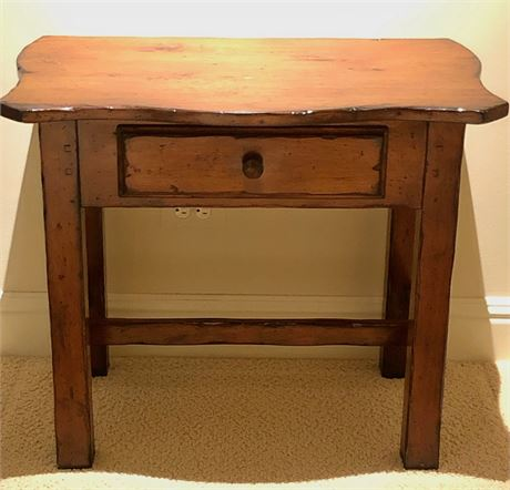 Provincial Style Side Table