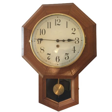 Kit Regulator Style Clock