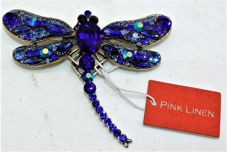 Dragonfly Brooch pin