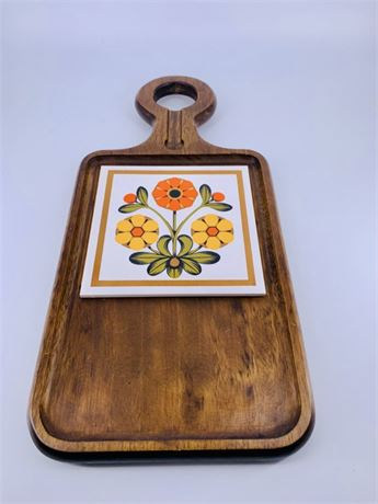 MCM Cheese Board with Ceramic Top - Japan