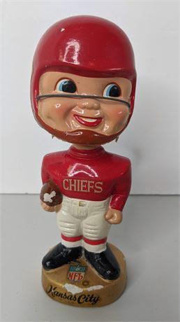 Kansas City Chiefs Vintage Bobblehead