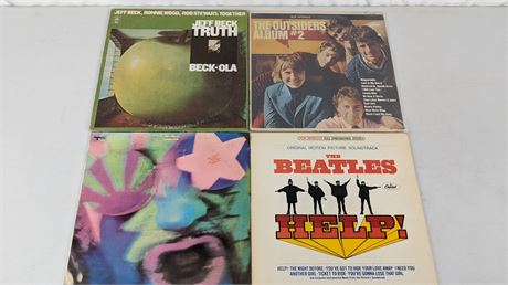 4 Vintage Albums