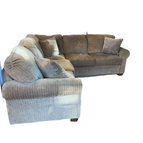 Flexsteel Sleephaven Sectional Sofa